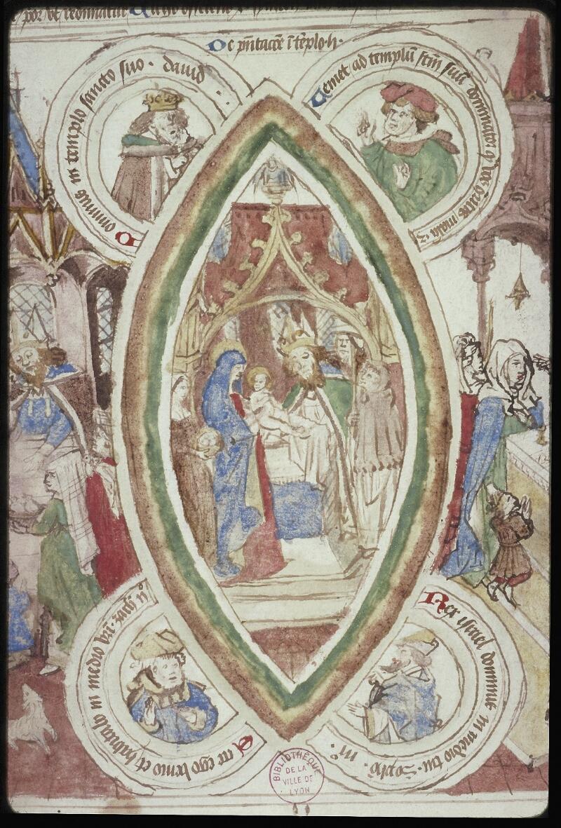 Lyon, Bibl. mun., ms. 0446, f. 017v - vue 3