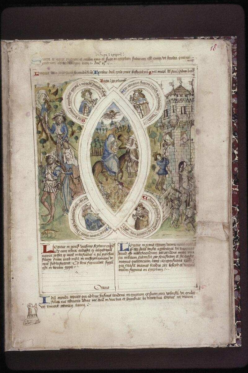 Lyon, Bibl. mun., ms. 0446, f. 018 - vue 1