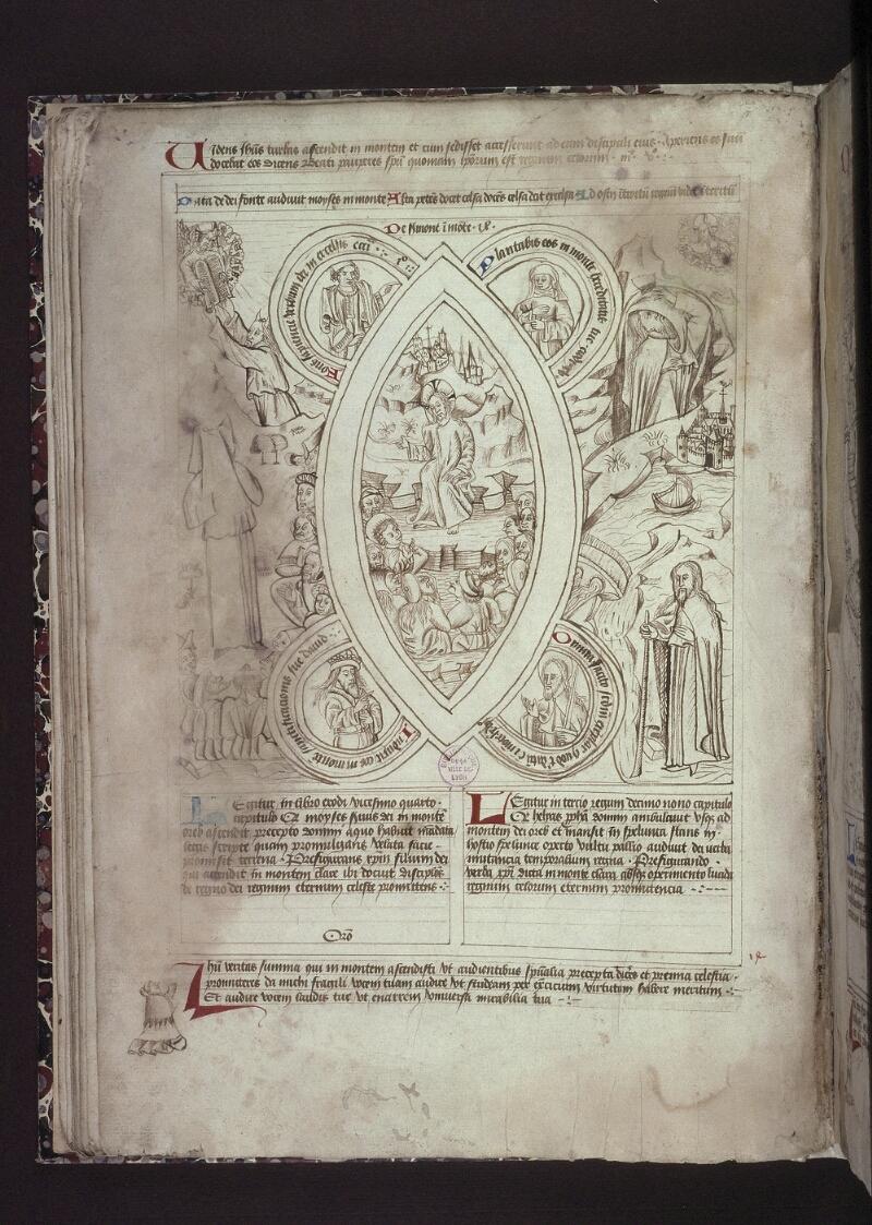 Lyon, Bibl. mun., ms. 0446, f. 022v - vue 1