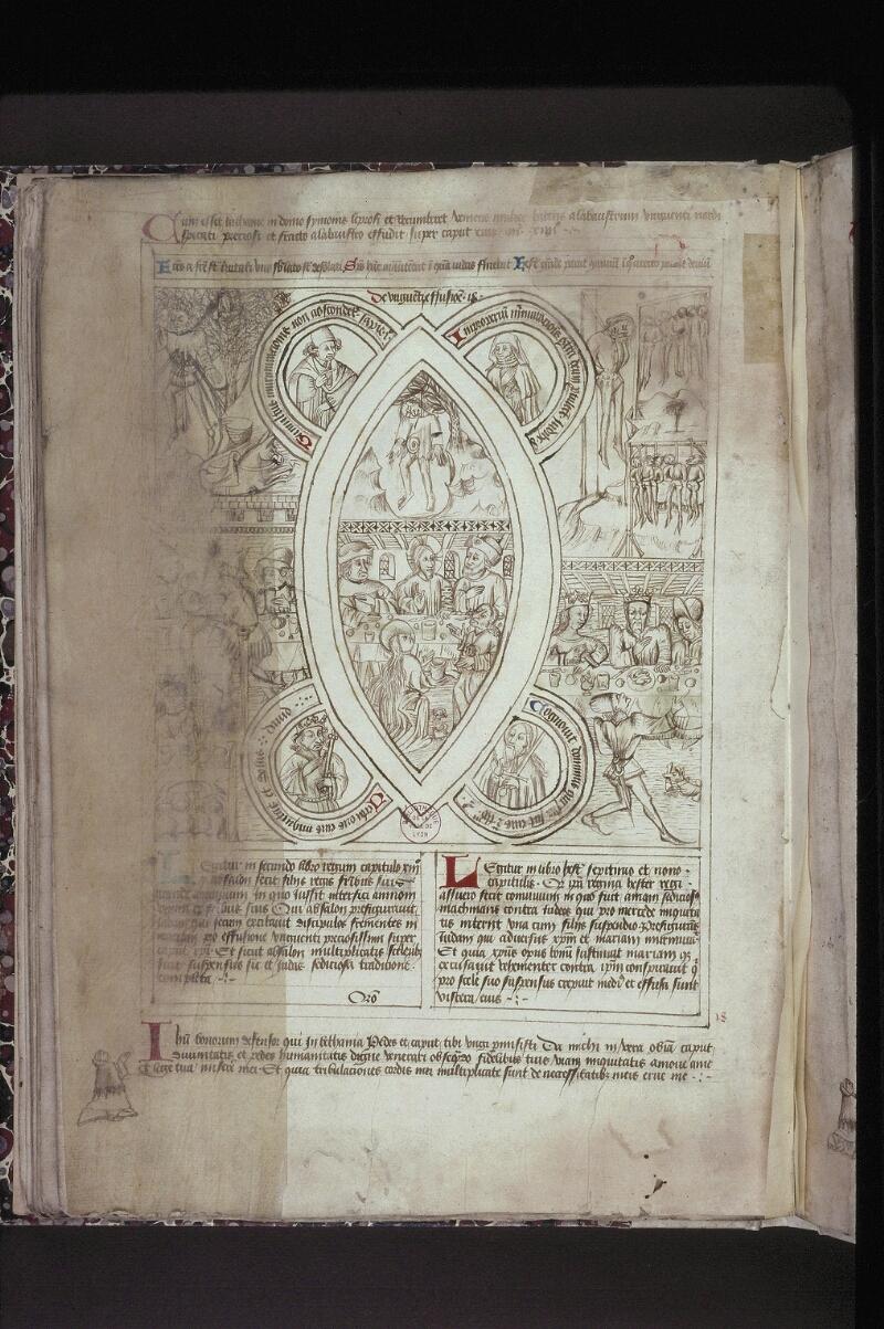 Lyon, Bibl. mun., ms. 0446, f. 025v - vue 1