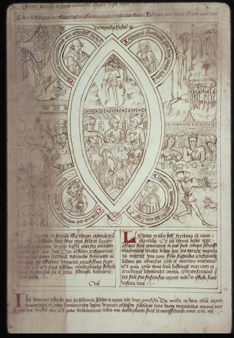 Lyon, Bibl. mun., ms. 0446, f. 025v - vue 2