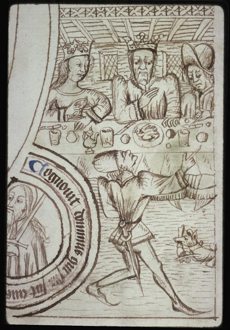 Lyon, Bibl. mun., ms. 0446, f. 025v - vue 5