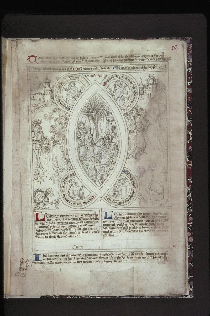 Lyon, Bibl. mun., ms. 0446, f. 026 - vue 1