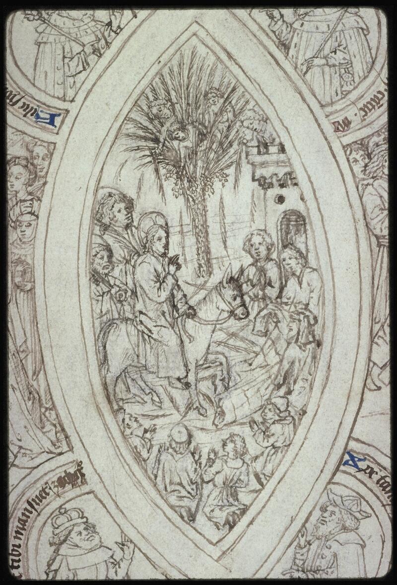 Lyon, Bibl. mun., ms. 0446, f. 026 - vue 3
