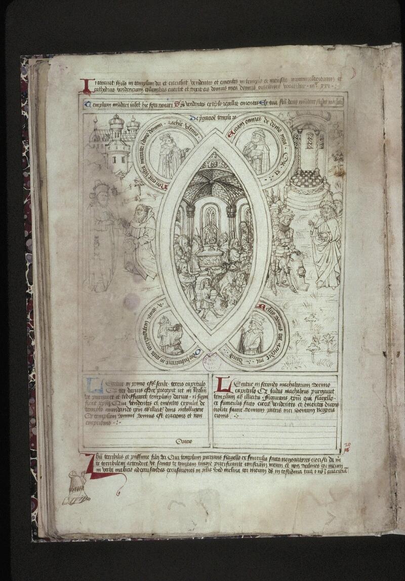 Lyon, Bibl. mun., ms. 0446, f. 026v - vue 1