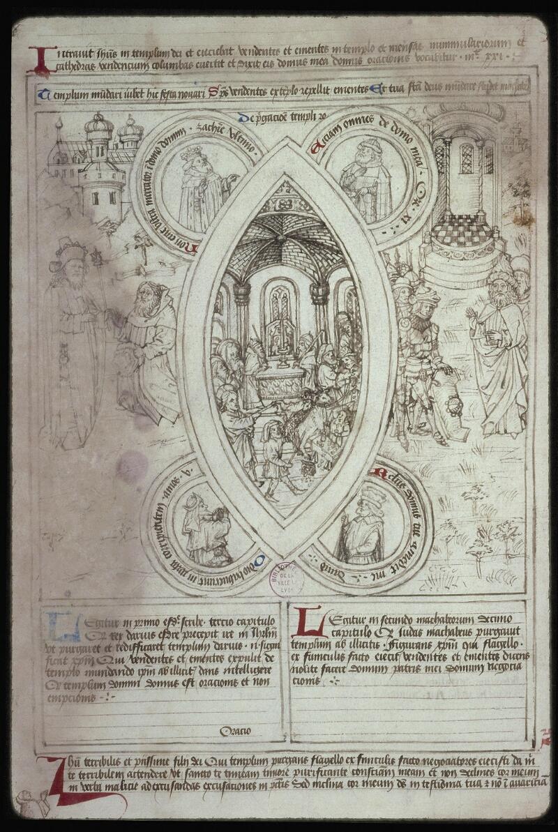 Lyon, Bibl. mun., ms. 0446, f. 026v - vue 2