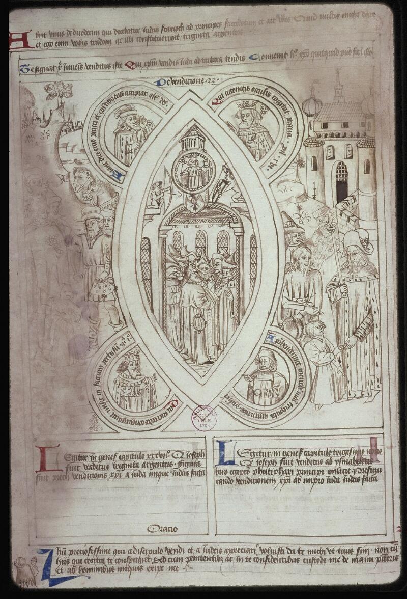 Lyon, Bibl. mun., ms. 0446, f. 027v - vue 2