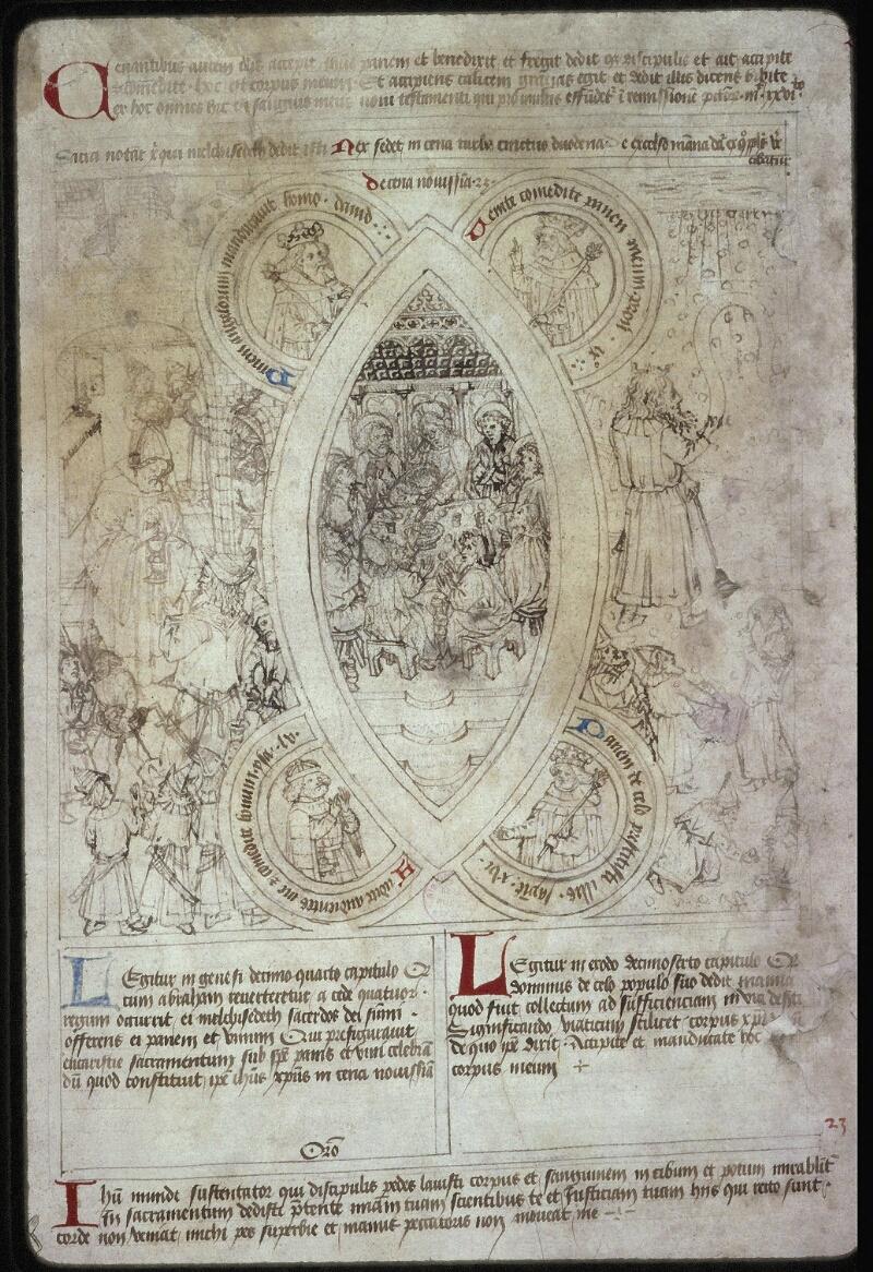 Lyon, Bibl. mun., ms. 0446, f. 028 - vue 2