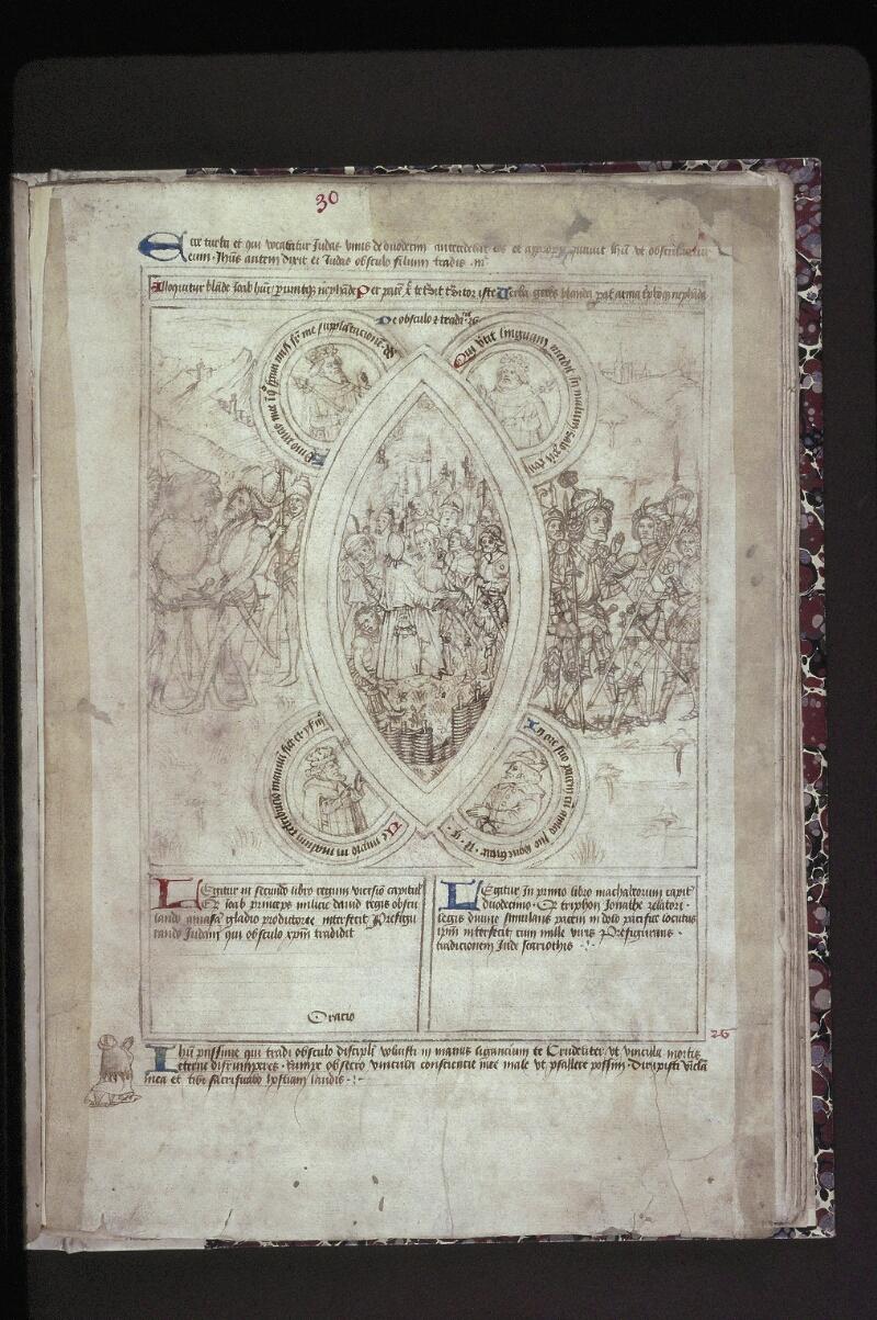 Lyon, Bibl. mun., ms. 0446, f. 030 - vue 1