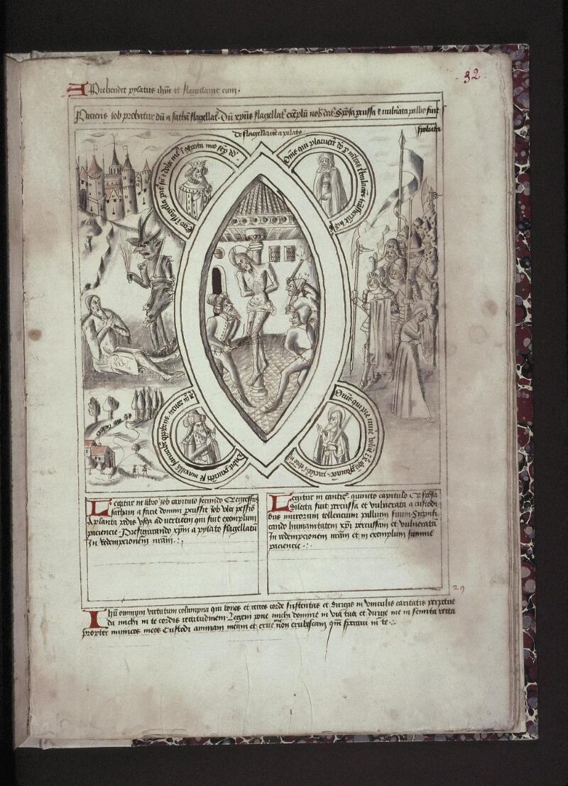 Lyon, Bibl. mun., ms. 0446, f. 032 - vue 1