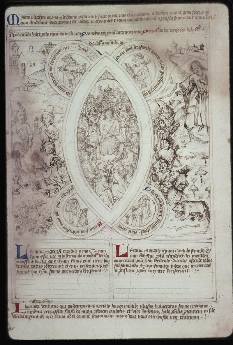 Lyon, Bibl. mun., ms. 0446, f. 033v - vue 2