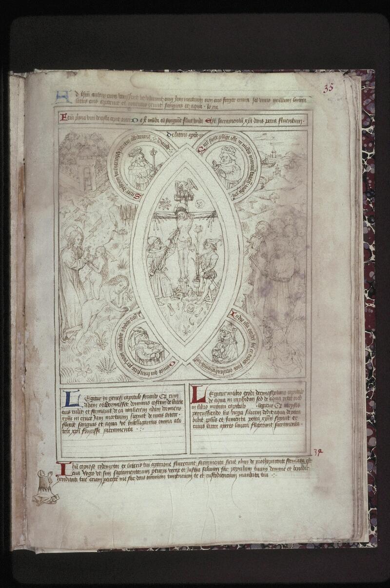 Lyon, Bibl. mun., ms. 0446, f. 035 - vue 1