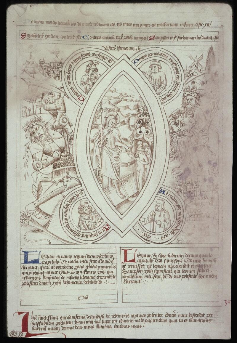 Lyon, Bibl. mun., ms. 0446, f. 036 - vue 2