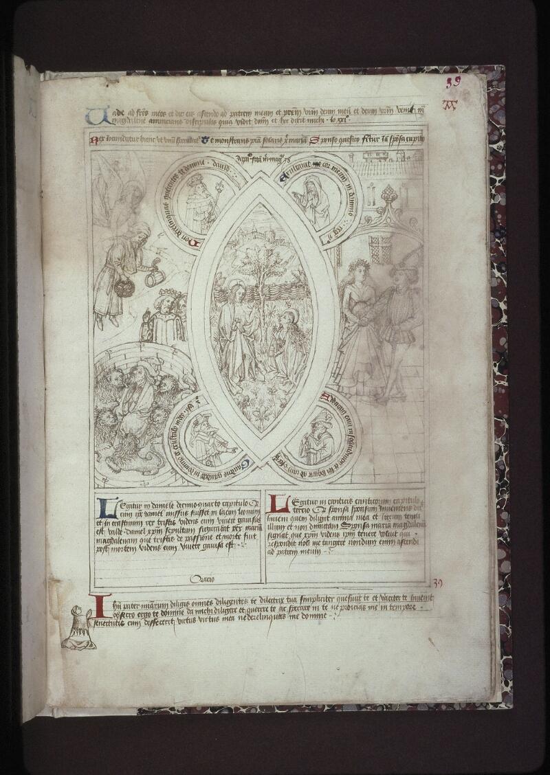 Lyon, Bibl. mun., ms. 0446, f. 039 - vue 1