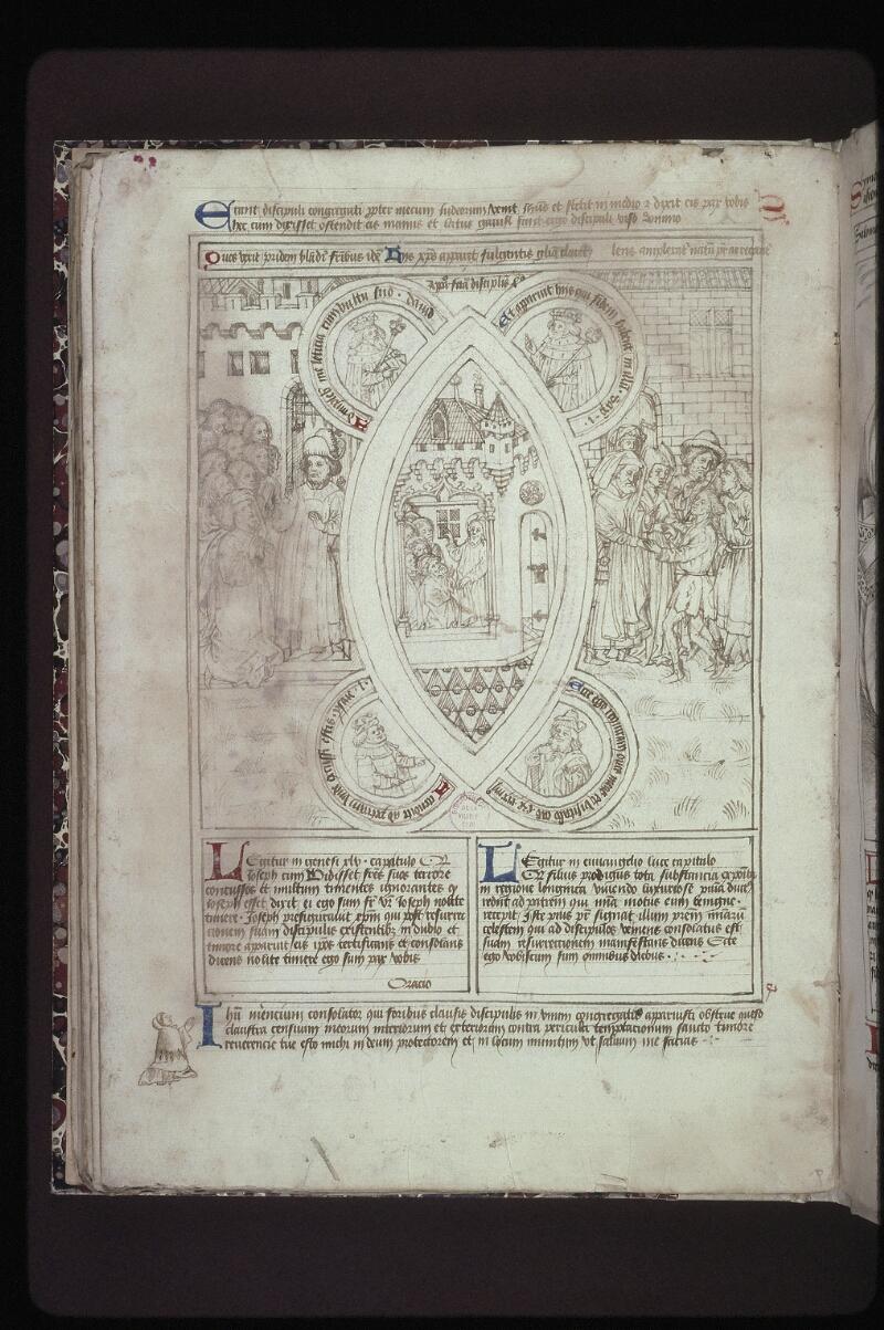 Lyon, Bibl. mun., ms. 0446, f. 039v - vue 1