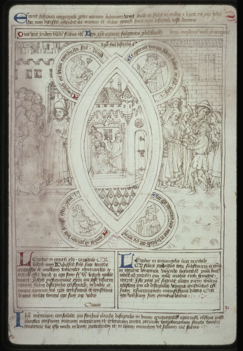 Lyon, Bibl. mun., ms. 0446, f. 039v - vue 2