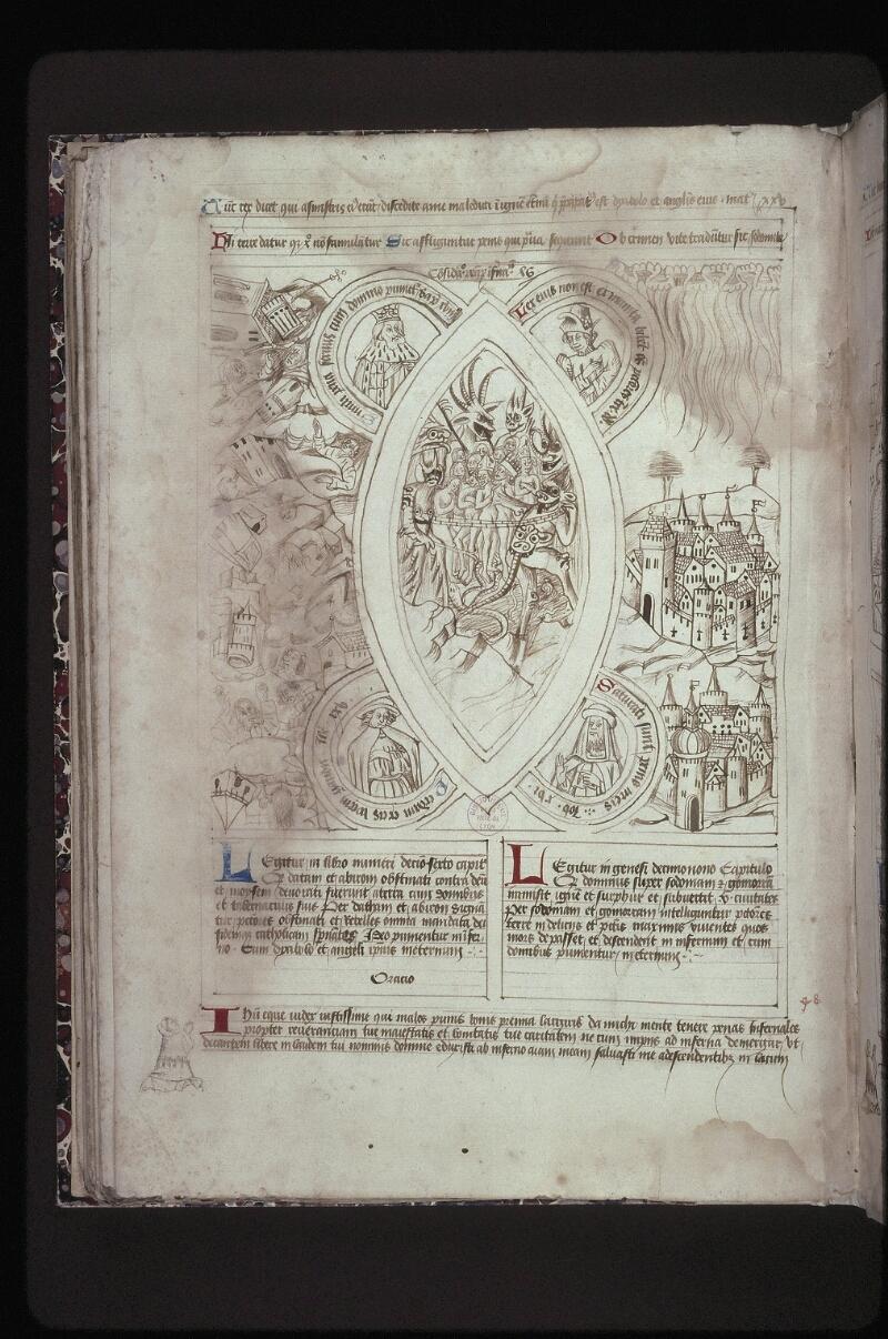 Lyon, Bibl. mun., ms. 0446, f. 043v - vue 1