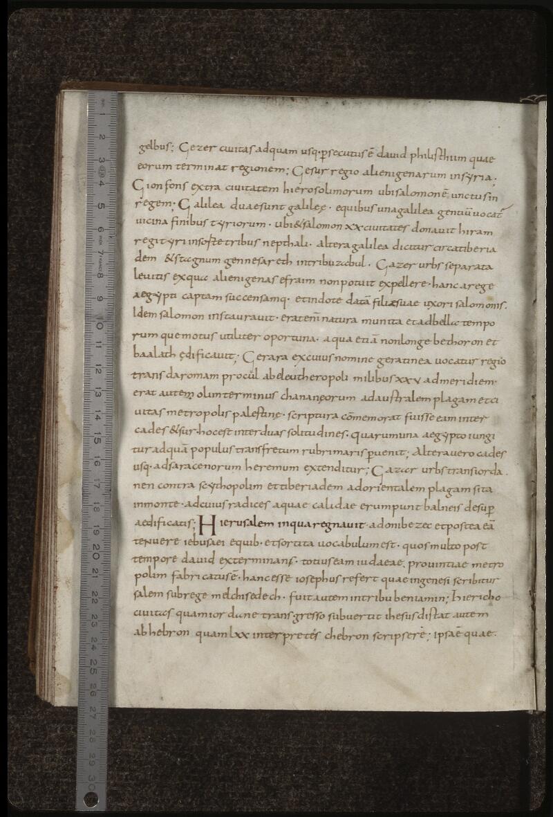 Lyon, Bibl. mun., ms. 0449, f. 128 IIv - vue 1