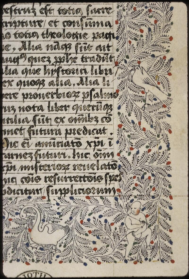 Lyon, Bibl. mun., ms. 0454, f. 001 - vue 4