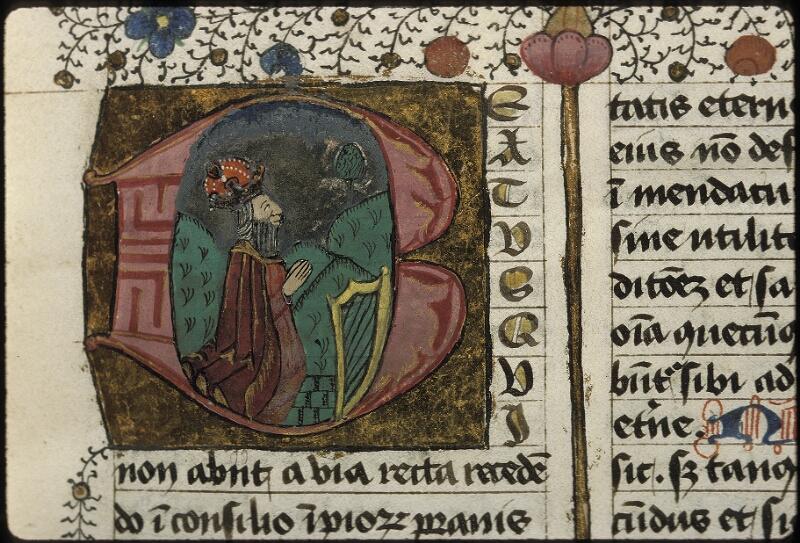 Lyon, Bibl. mun., ms. 0454, f. 003 - vue 2