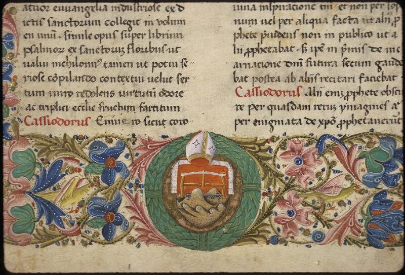 Lyon, Bibl. mun., ms. 0455, f. 001 - vue 4