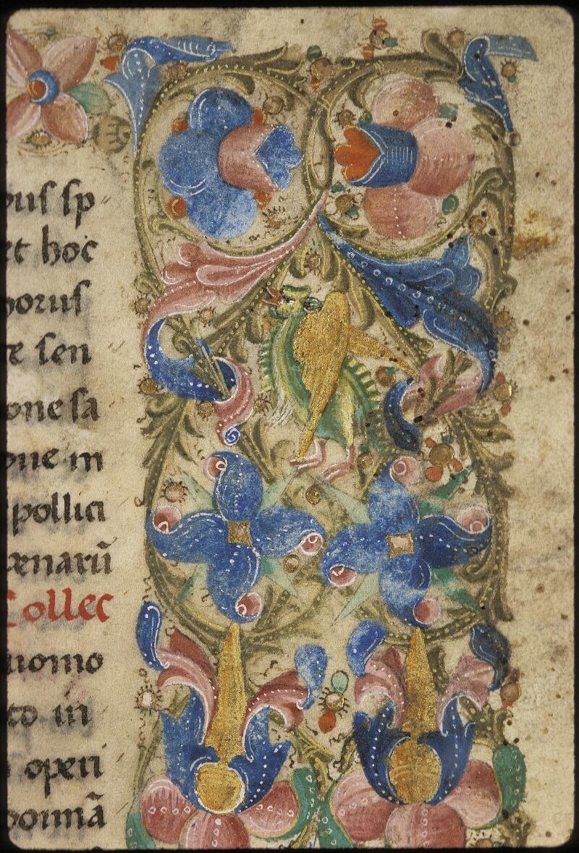Lyon, Bibl. mun., ms. 0455, f. 001 - vue 5