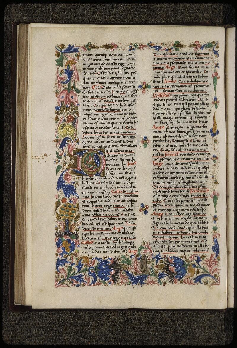 Lyon, Bibl. mun., ms. 0455, f. 051v - vue 1