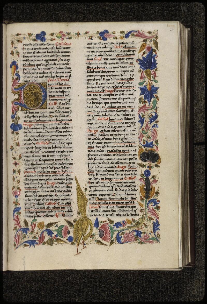 Lyon, Bibl. mun., ms. 0455, f. 080 - vue 1