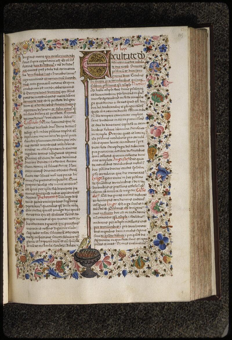 Lyon, Bibl. mun., ms. 0455, f. 185 - vue 1