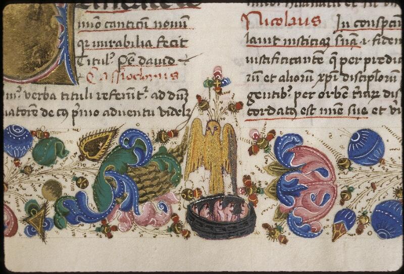Lyon, Bibl. mun., ms. 0455, f. 217 - vue 2