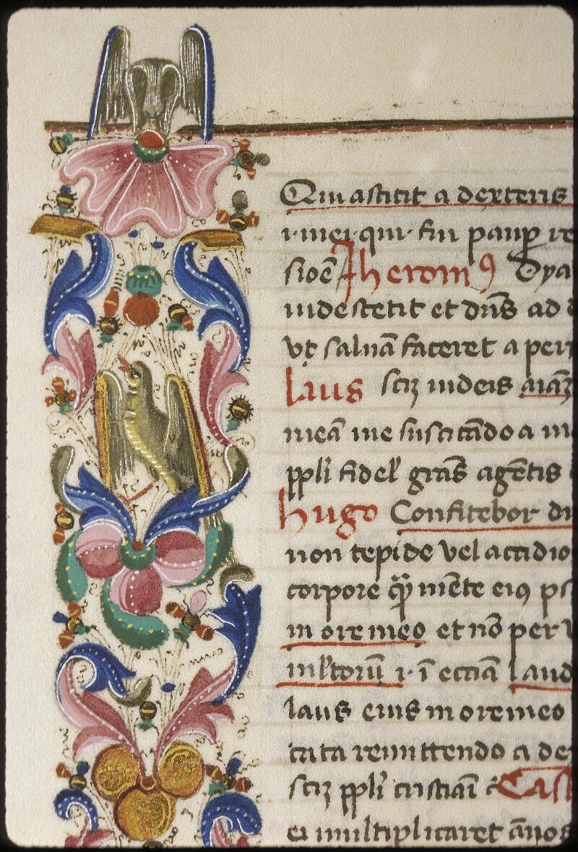 Lyon, Bibl. mun., ms. 0455, f. 241v - vue 2