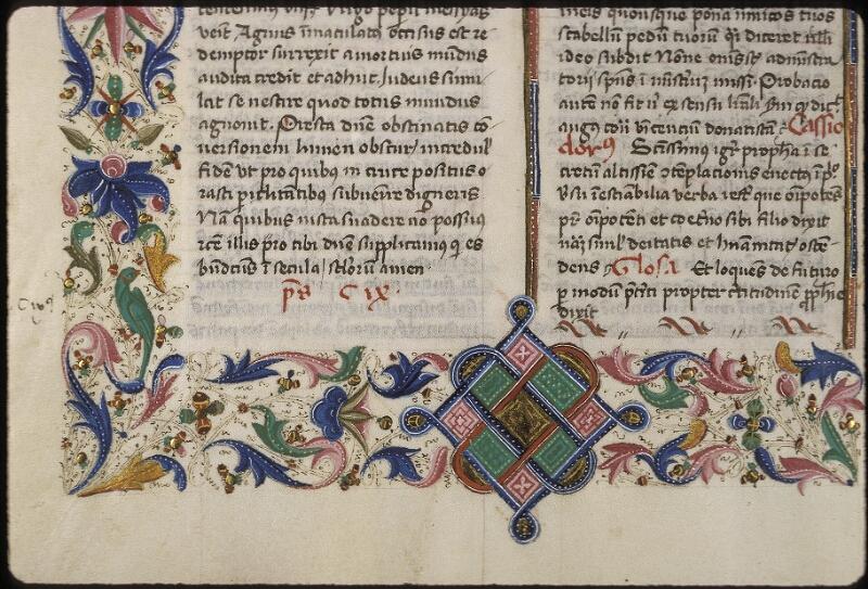 Lyon, Bibl. mun., ms. 0455, f. 241v - vue 3