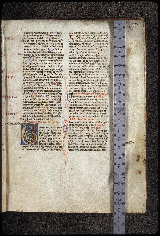 Lyon, Bibl. mun., ms. 0458, f. 002 - vue 1