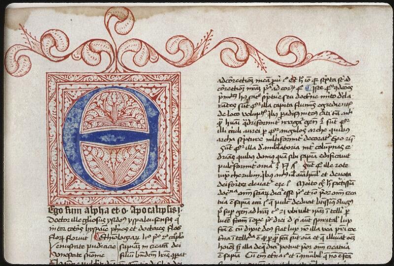 Lyon, Bibl. mun., ms. 0459, f. 001 - vue 3