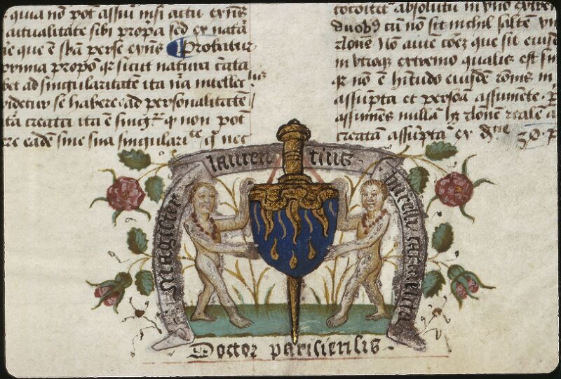 Lyon, Bibl. mun., ms. 0460, f. 001 - vue 4