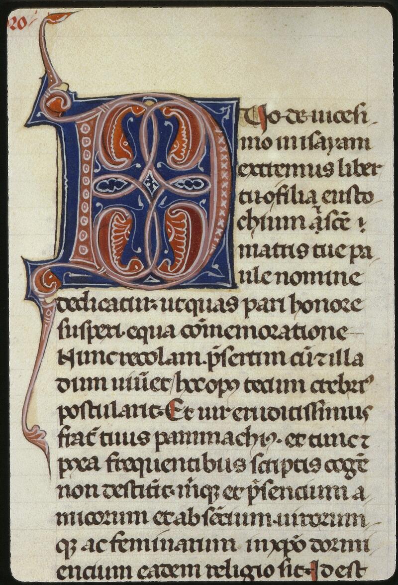 Lyon, Bibl. mun., ms. 0464, f. 258v