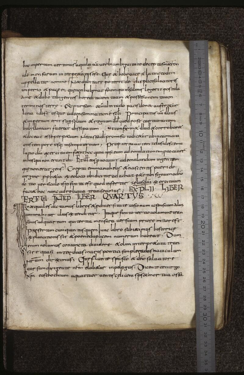 Lyon, Bibl. mun., ms. 0466, f. 040 - vue 1