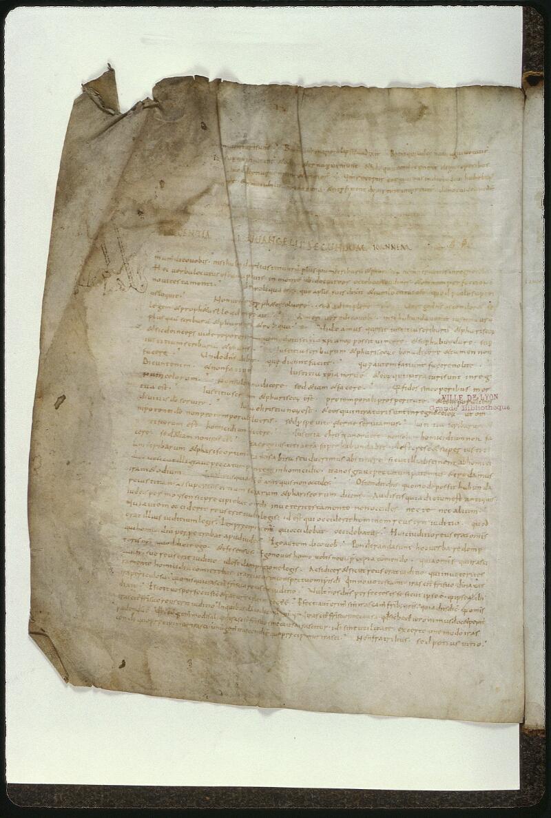 Lyon, Bibl. mun., ms. 0473, f. 092v - vue 2