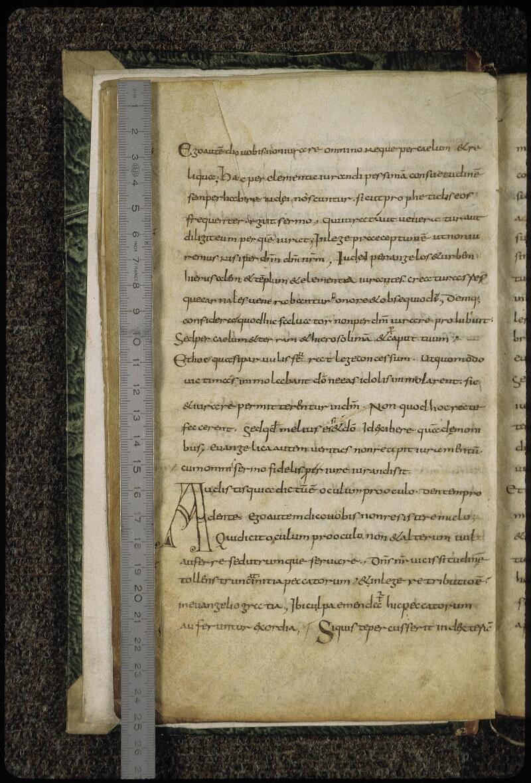 Lyon, Bibl. mun., ms. 0476, f. 004v - vue 1