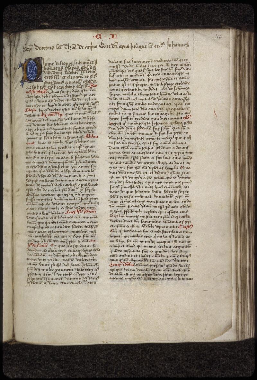 Lyon, Bibl. mun., ms. 0477, f. 166 - vue 1