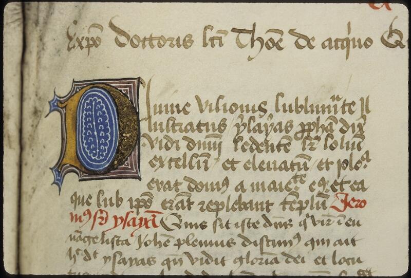 Lyon, Bibl. mun., ms. 0477, f. 166 - vue 2