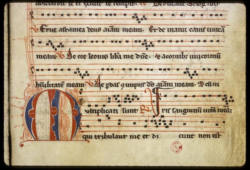Lyon, Bibl. mun., ms. 0509, f. 099