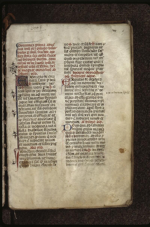 Lyon, Bibl. mun., ms. 0512, f. 009 - vue 2