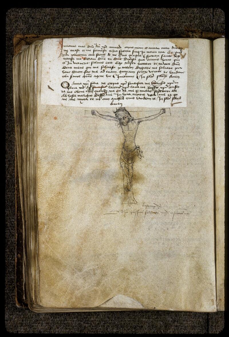Lyon, Bibl. mun., ms. 0512, f. 109v - vue 1