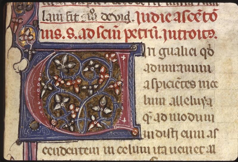 Lyon, Bibl. mun., ms. 0512, f. 123 - vue 2