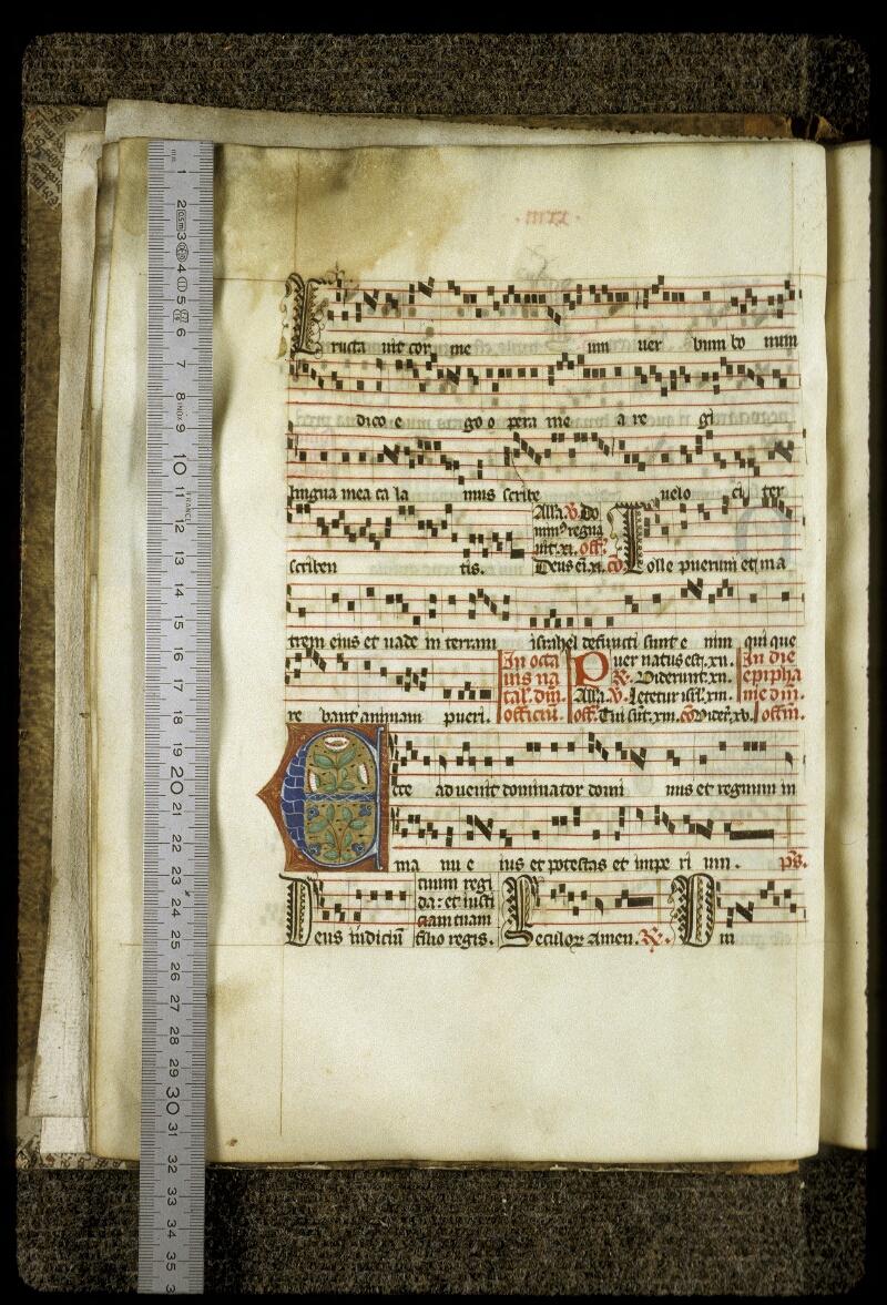 Lyon, Bibl. mun., ms. 0513, f. 007v - vue 1