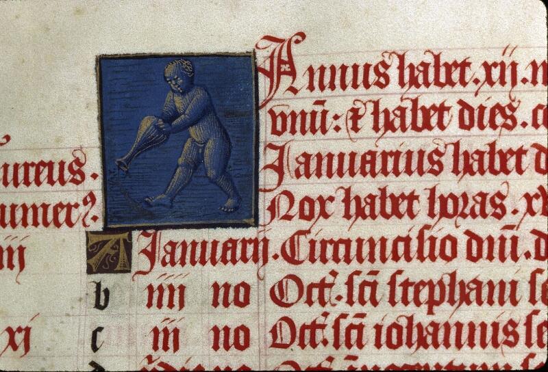 Lyon, Bibl. mun., ms. 0514, f. 001 - vue 2