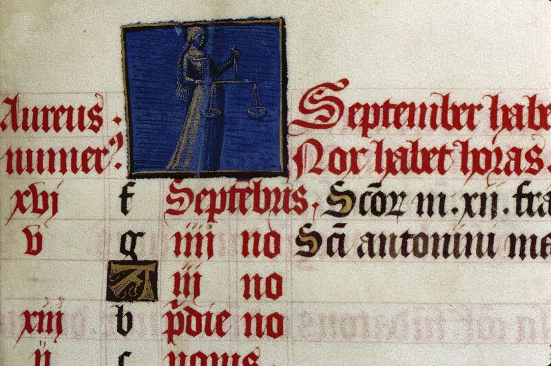 Lyon, Bibl. mun., ms. 0514, f. 005 - vue 1