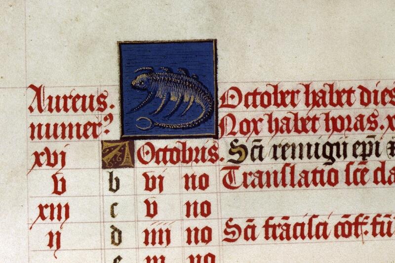 Lyon, Bibl. mun., ms. 0514, f. 005v - vue 1