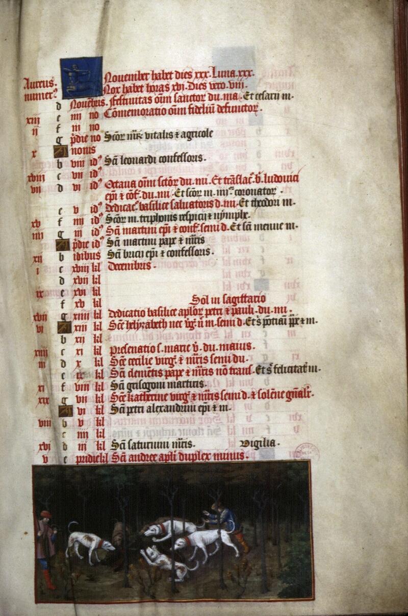 Lyon, Bibl. mun., ms. 0514, f. 006 - vue 1